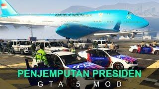 PENJEMPUTAN PRESIDEN - CINEMATIC GTA 5 MOD