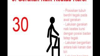 getlinkyoutube.com-Cara Menurunkan Berat Badan dan Membentuk Otot tubuh Dengan Latihan 7 Menit