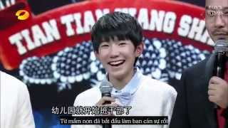 getlinkyoutube.com-[Roy's Wings][Vietsub] 141226 Day Day Up - TFBOYS cut