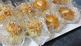 getlinkyoutube.com-حلويات تقليدية- دزيريات و قنيدلات
