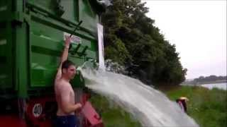 getlinkyoutube.com-Landjugend Bad Essen || Cold Water Challange 2014