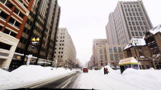 getlinkyoutube.com-Driving Through a Boston Snow Storm