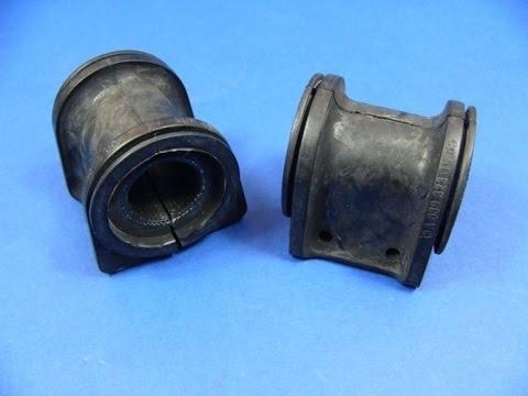 Napraw Sam - se01e03 - Wymiana gum stabilizatora VITO 2007
