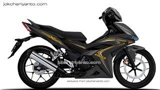 getlinkyoutube.com-Honda Supra X150 đối thủ của Exciter 150 và Raider 150