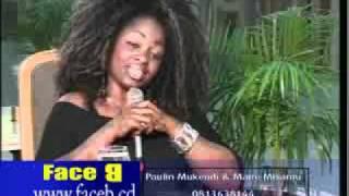getlinkyoutube.com-Paulin Mukendi dans: Face B avec Marie Misamu 2006
