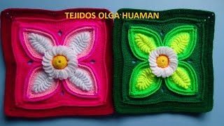 getlinkyoutube.com-Flor con hojas en punto rococo video 3