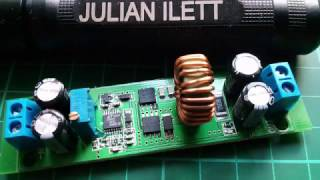 getlinkyoutube.com-A Buck Converter Too Far - DC Power Transmission Project Fail