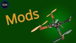 getlinkyoutube.com-⇨ Armattan Quadcopter Modificiations