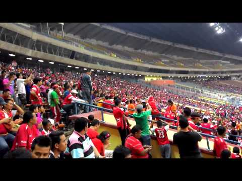 PKNS (0) vs Kelantan (2) - Dikir Barat (half time)