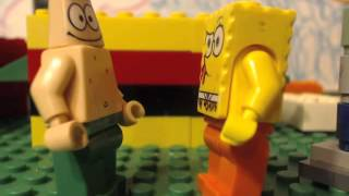 getlinkyoutube.com-lego spongebob FRYCOOK GAMES