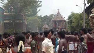 Inuvil Pillayar Chariot Festival 2010