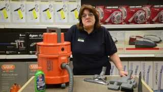 getlinkyoutube.com-Vax 6131T Multifunction Vacuum Cleaner and Carpet Washer