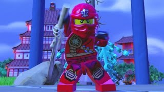 getlinkyoutube.com-LEGO Dimensions - Kai Open World Free Roam (Character Showcase)