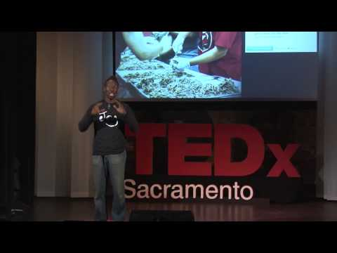 Innovation out of poverty: Antwi Akom at TEDxSacramentoSalon