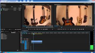 getlinkyoutube.com-How to turn 4:3 Video Into 16:9 Widescreen video - Premiere Pro