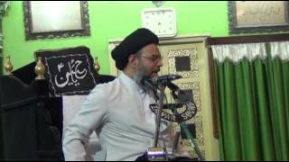 Khuda par Tawakkul - 20 Shawwal 1436 - Ayatullah Aqueel ul-Gharavi