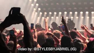 getlinkyoutube.com-OVO FEST 2015 FULL:  Drake Diss , Skepta , Kanye ,Travis Scott , Pharrell ,Future