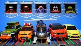 또봇 스마트키 장난감 - 3D 태권 스마트키K  또봇탐험대 Tobot SmartKey Car Toys