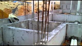 مراحل بناء المنزل -14