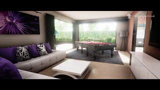 getlinkyoutube.com-The Dream Home - Unreal Engine 4