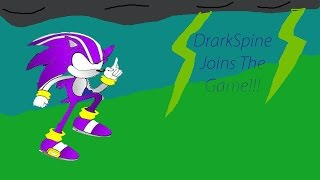 getlinkyoutube.com-The DarkSpine Form! | Roblox: Sonic Ultimate RPG