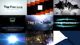 getlinkyoutube.com-Top 10 Intro Templates Free Sony Vegas Pro 13 Download