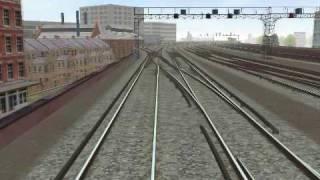 getlinkyoutube.com-South West Trains Route 21 - Waterloo to Waterloo Part 1