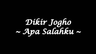 getlinkyoutube.com-Jusoh Kelong - Apa Salahku (High Quality)
