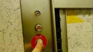 getlinkyoutube.com-Elevator alarm button test GONE WRONG
