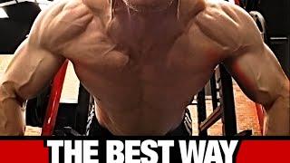 getlinkyoutube.com-Best Way to do Pushups (FOR A BIGGER CHEST!)