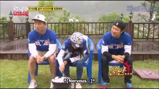 "getlinkyoutube.com-Running Man Ep 148 Eng Sub - Gary Funny Cut - ""Sweet potato has gone bad"""