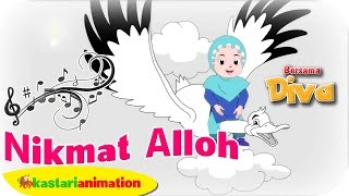 getlinkyoutube.com-NIKMAT ALLOH  - Lagu Anak Indonesia - HD | Kastari Animation Official