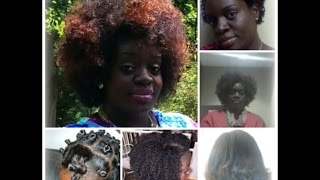 getlinkyoutube.com-My 5 Year Natural Hair Journey | Pictures & Dates