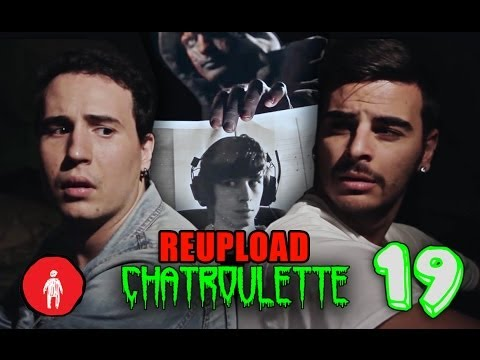 ChatRoulette/Horror #19