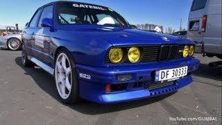 getlinkyoutube.com-1100HP BMW E30 M3 w/ Toyota Supra Engine!
