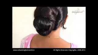 getlinkyoutube.com-ILHW Model of The month April 2013 Jyoti Hairstyling Video