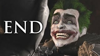 getlinkyoutube.com-Batman Arkham Origins Ending / Final Boss - Gameplay Walkthrough Part 21