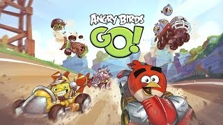 Angry Birds Go! - Universal - HD (Sneak Peek) Gameplay Trailer