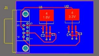 Bitweenie.com: Altium Tutorial Part 3 - PCB Layout