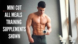 Mini Cuts Explained: Full Day Of Eating, Training, Supplementation