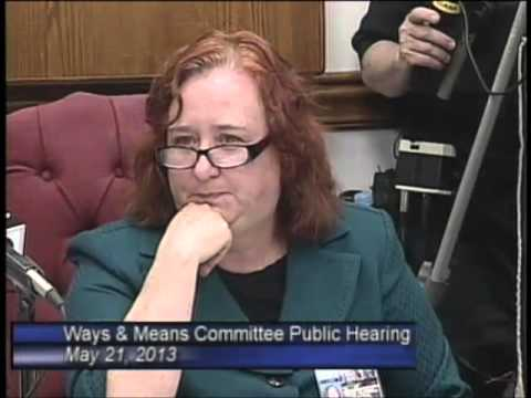 Ways and Means Hearing 5/21/2013 (Final 17 minutes)