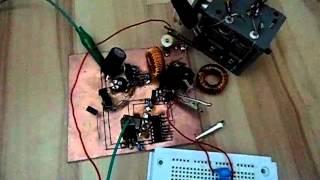 5W Mediumwave transmitter