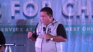 getlinkyoutube.com-Supernatural Power of God by Bishop Oriel M. Ballano