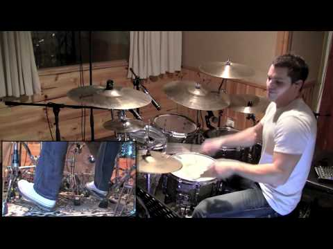 Avenged Sevenfold - Nightmare (Drum Cover & Lesson) by Troy Wright