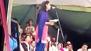 getlinkyoutube.com-Huma Bijnori on Love Jihad... Saharanpur Mushaira 2014