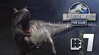 getlinkyoutube.com-Jurassic World - The Game || Fight Or Die - Ep 7 HD