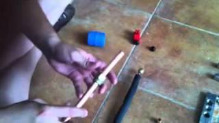 getlinkyoutube.com-Abocardar tubo cobre split