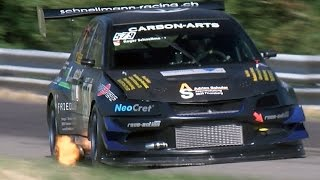 Hillclimb Monster: Mitsubishi Lancer EVO VIII J-SPEC Carbon, 600++ HP, 700++ NM, 0-100: 2.78sec