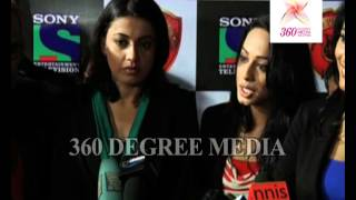 CID Veerta Awards 2013- Ansha Sayed talks about Bravely women at the Red Carpet