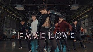 [AB] BTS 방탄소년단 - FAKE LOVE (Boys Ver.) | 커버댄스 Dance Cover (with 연습생)
